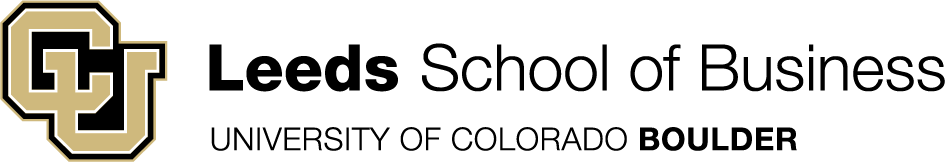 Leeds School of Business logo